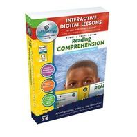 Reading Comprehension - IWB Digital Lesson Plan (Gr. 3-8) (Reading Skills)