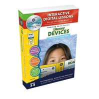 Literary Devices - IWB Digital Lesson Plan (Gr. 3-8) (Reading Skills)