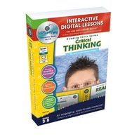 Critical Thinking -IWB Digital Lesson Plan (Gr. 3-8) (Reading Skills)
