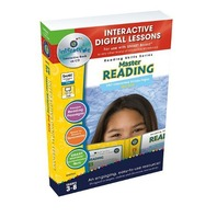 Master Reading Big Box - IWB Digital Lesson Plan (Gr. 3-8) (Reading Skills)