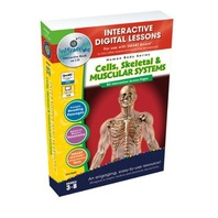 Cells, Skeletal & Muscular Systems - IWB Digital Lesson Plan (Gr. 3-8) (Human Body (Classroom Complete Press))