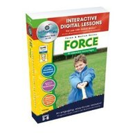 Force - IWB Digital Lesson Plan (Gr. 3-8) (Force & Motion)