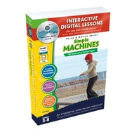 Simple Machines - IWB Digital Lesson Plan (Gr. 3-8) (Force & Motion)