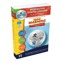 Global Warming Big Box - IWB Digital Lesson Plan (Gr. 3-8)