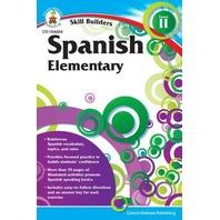 Skill Builders Spanish II Workbook, Grades K-5