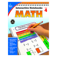 INTERACTIVE NOTEBOOKS MATH GR 4