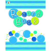 BUBBLY BLUES RECORD BOOK