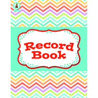 CHEVRON RECORD BOOK BOOK