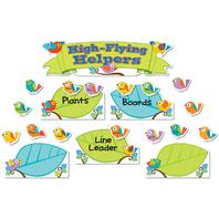 BOHO BIRDS JOB ASSIGNMENT GRADES