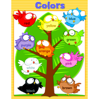 OWL PALS COLORS CHARTLET GR PK-1