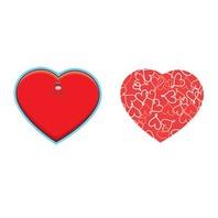 Carson Dellosa Hearts Cut-Outs (120021)