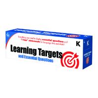GR K LEARNING TARGETS & ESSENTIAL