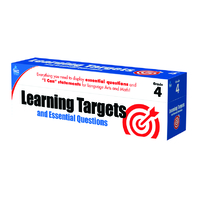 GR 4 LEARNING TARGETS & ESSENTIAL