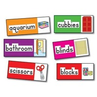 Four Blocks Print Rich Bulletin Board Sets / BBS - Multi-Colored; no. CD-3266