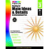 SPECTRUM READING MAIN IDEAS &