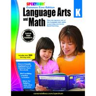 SPECTRUM LANGUAGE ARTS & MATH K