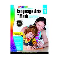 SPECTRUM LANGUAGE ARTS & MATH GR 1