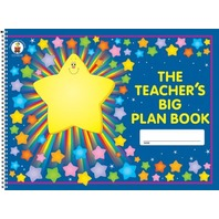 Carson Dellosa The Teacher's Big Plan Book Record/Plan Book (8205)