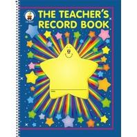 Carson Dellosa The Teacher's Record Book Record/Plan Book (8207)