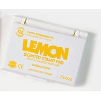 Center Enterprises Inc. Stamp Pad Scented Lemon Yellow