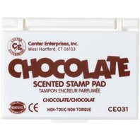 Scented Stamp Pad-Chocolate / Brown