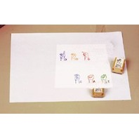 American Sign Language Alphabet Stamp Set; 26 Letter Set; no. CE-855