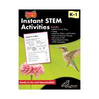 INSTANT STEM ACTIVITIES GR K-1