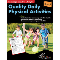 QUALITY DAILY GR K-3 PHYSICAL