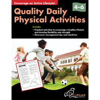QUALITY DAILY GR 4-6 PHYSICAL