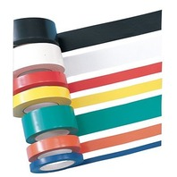 Champion Sports Floor Tape - 1in x 36 yd. Color: Red (1X36FTRD)