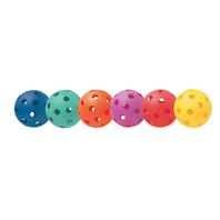 PLASTIC BALLS BASEBALL SIZE 6 SET