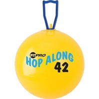 Champion Sports Fitpro 42 cm Hop Along Pon Pon Ball