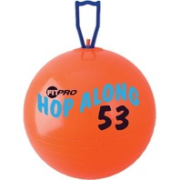 Champion Sports Fitpro Hop Along Pon Pon Ball (53 cm)