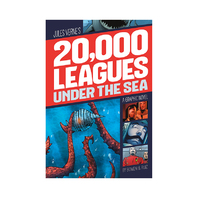 20000 LEAGUES UNDER THE SEA GRAPHIC