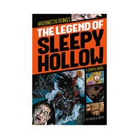 THE LEGEND OF SLEEPY HOLLOW GRAPHIC