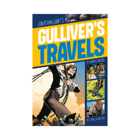 GULLIVERS TRAVELS GRAPHIC NOVEL