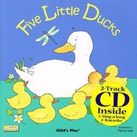 Five Little Ducks & Cd