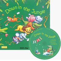 DOWN IN THE JUNGLE CLASSIC BOOKS