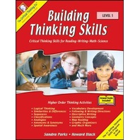 Building Thinking Skills® Level 1