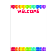 WELCOME CHART - PAINT