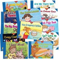 Reading For Fluency Set 1 Variety Pack; 12 Books