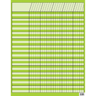LIME GREEN INCENTIVE CHART