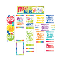 BEHAVIOR CLIP CHART MINI BB SET