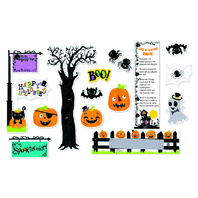 HAPPY HALLOWEEN MINI BB SET