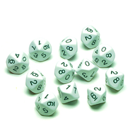 10 SIDED POLYHEDRA DICE
