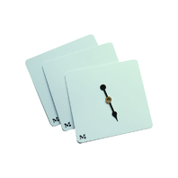 BLANK SPINNERS SET OF 10