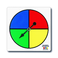 FOUR-COLOR SPINNERS