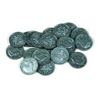 HALF-DOLLAR COINS SET OF 50 - Plastic