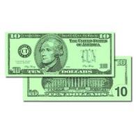 $10 Bills