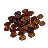 Learning Advantage Ctu7521 Plastic Coins 100 Pennies